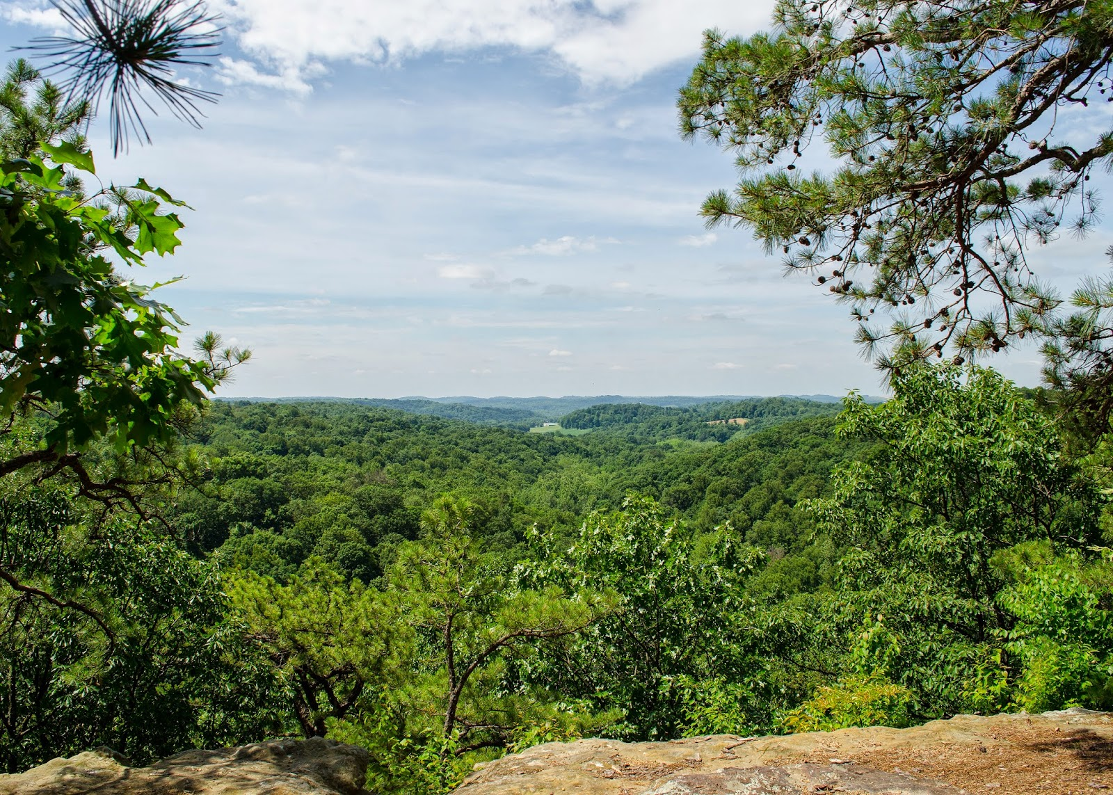 Christmas Rocks State Nature Preserve