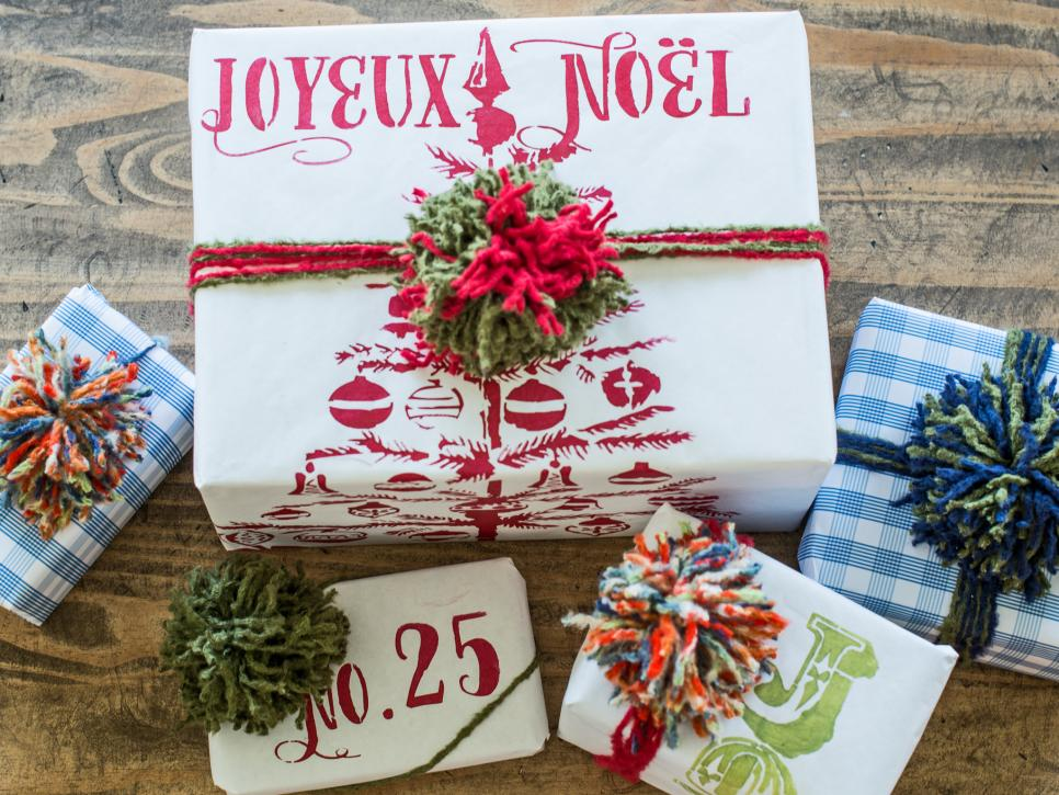 Original christmas gift wrapping ideas