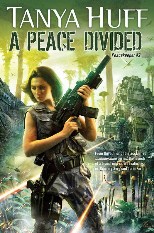 Review: A Peace Divided by Tanya Huff