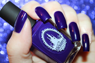 """Swatch of """"Regal"""" from Enchanted Polish"""