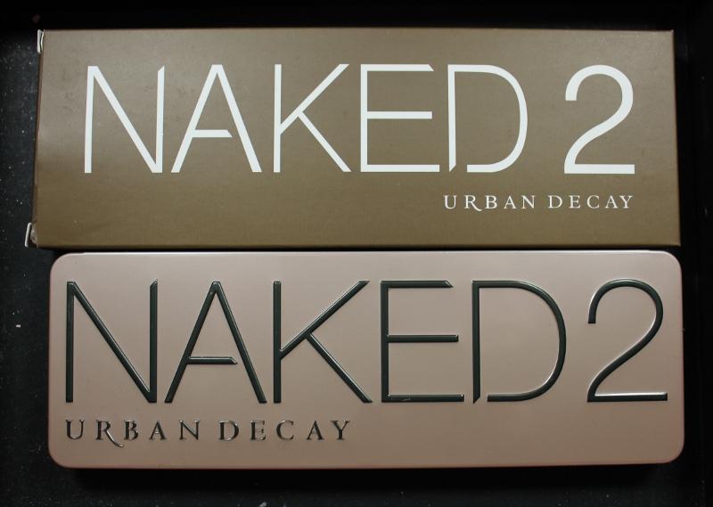 www.caro-lolcat.com: Fake - Urban Decay Naked 2 Palette