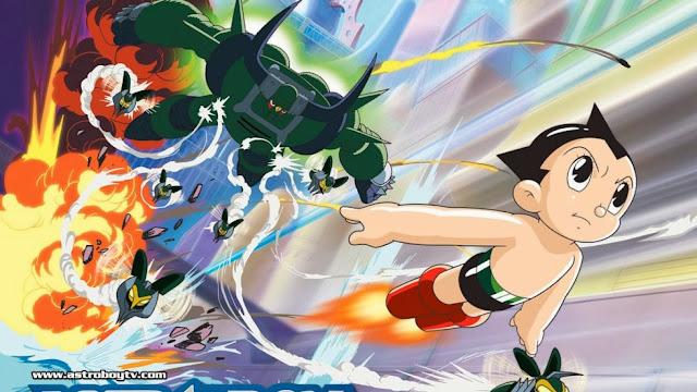 Astro%2BBoy Top 15 Anime Super Hero
