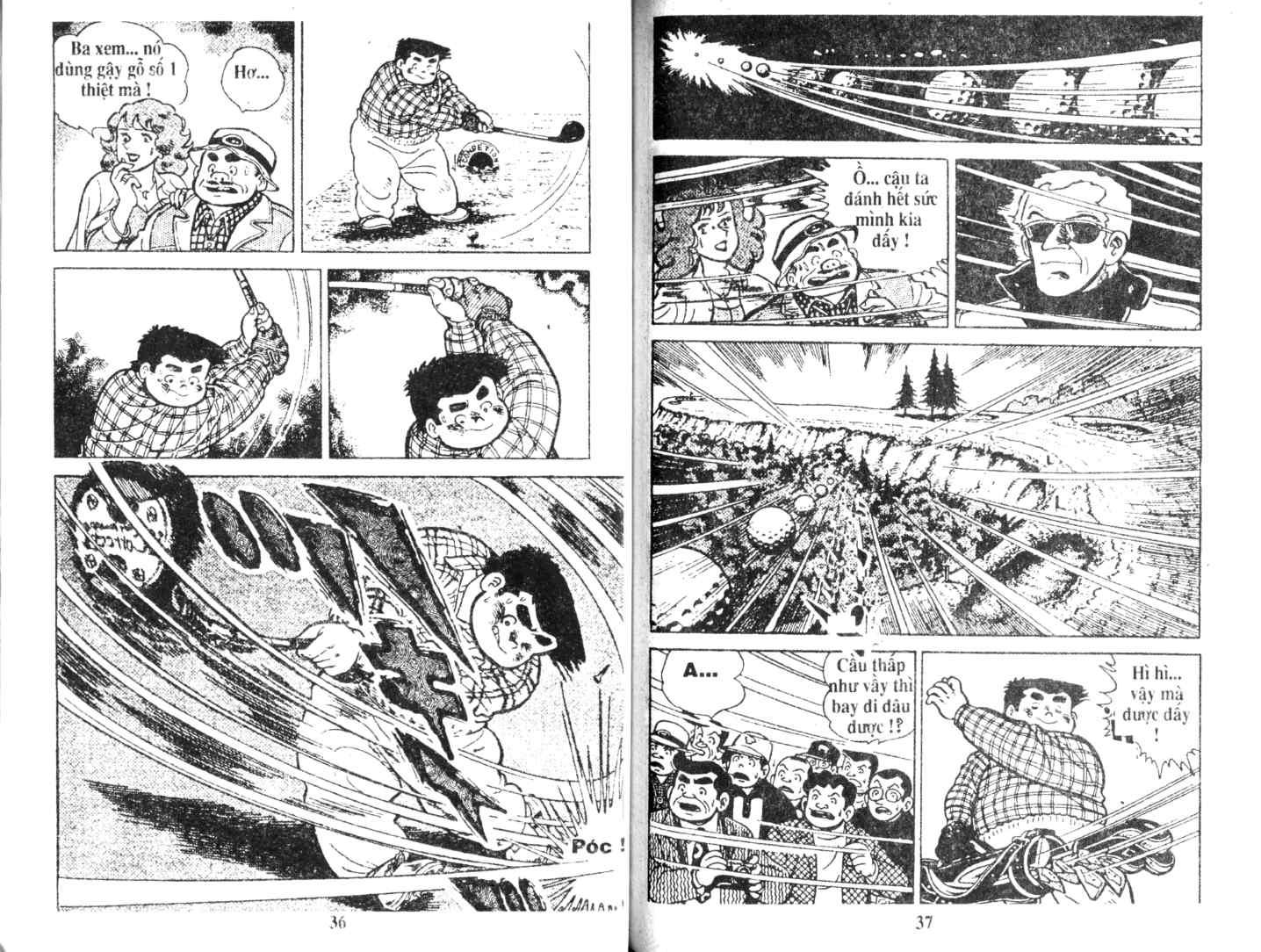 Ashita Tenki ni Naare chapter 5 trang 17