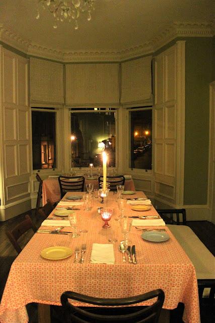 edinburgh supper club