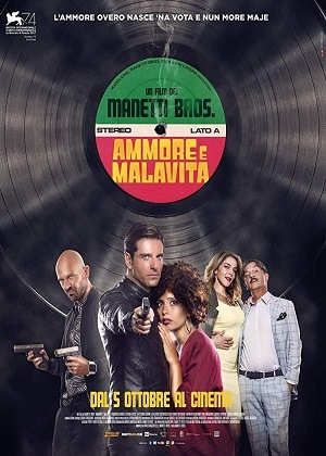 Ammore e Malavita - Legendado Filmes Torrent Download capa