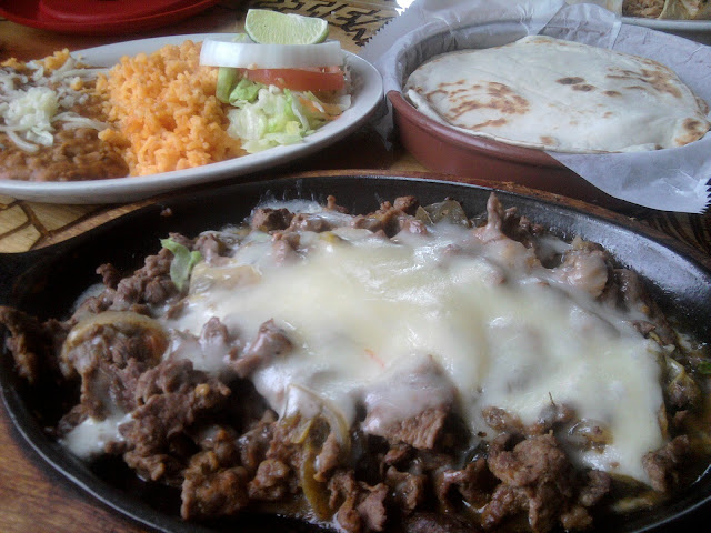 Great Mexican Steak Dishes at La Hacienda - Made with Real Ingredients