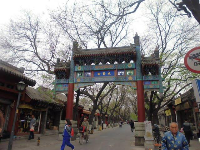 Hutongs (Beijing)