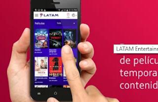 LATAM Entertainment: tu compañero de viaje ideal