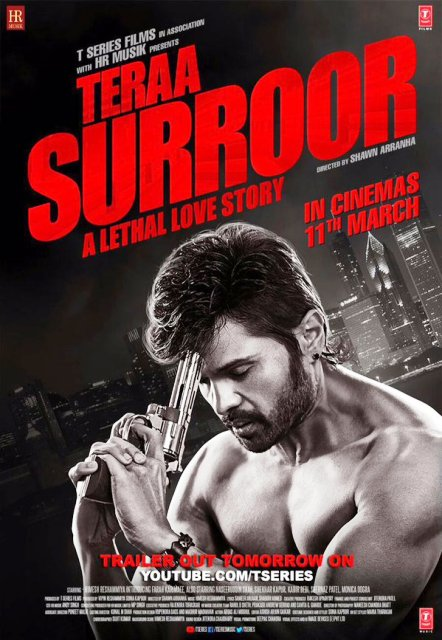 Teraa Surror (2016) - Official Poster