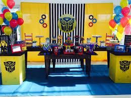 Mesa Festa Transformers
