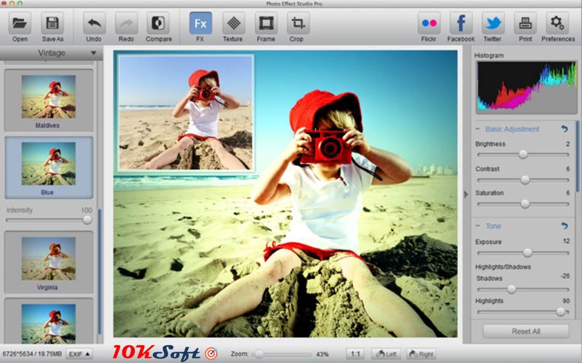 Photo Effect Studio Pro latest version Free Download