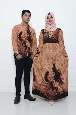 Model baju batik pesta di Batikdlidir