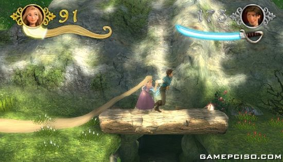 Tangled The Video Game Download Game Pc Iso New Free