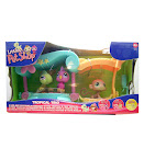 Littlest Pet Shop Small Playset Cockatoo (#372) Pet