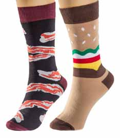 Meat Socks make a great gift idea for the man in your life