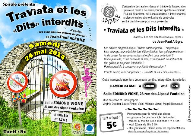 """Traviata et les """"Dits"""" interdits"""
