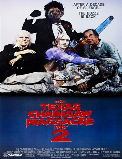 Ver La masacre de Texas 2 (1986) Online