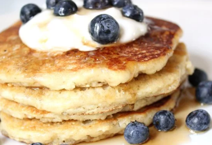 Pancakes without wheat