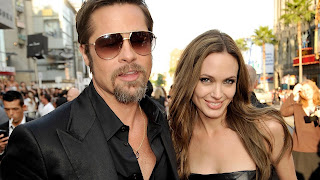 Angelina Jolie files for divorce from husband number 3 brad Pitt