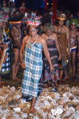 Atraksi Apen Beyeren Jadi Unggulan Wisata di Papua