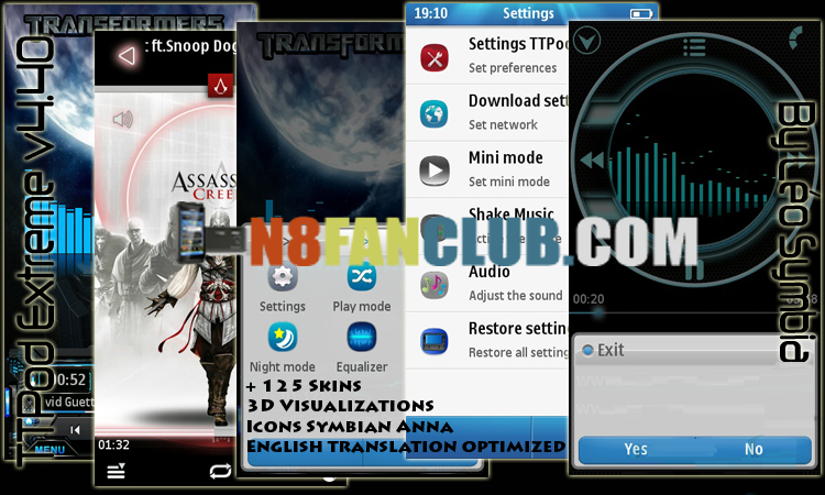 Ttpod English Version free download
