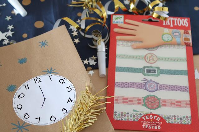 Bestes Silvester mit Kindern Tipps und Tricks Countdown Bags Spielideen Jules kleines Freudenhaus 3