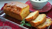 Αλμυρό κέικ με κολοκυθάκια - by https://syntages-faghtwn.blogspot.gr