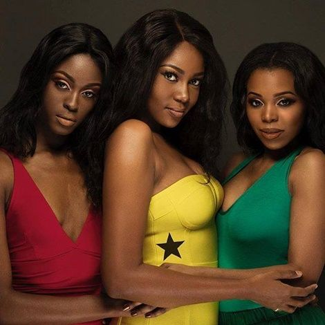 Photo: Yvonne & Friends Celebrate Ghana@60 In Style