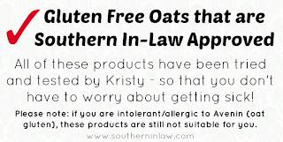 Gluten Free Oatmeal in Australia