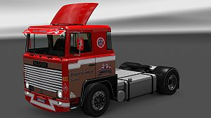 Ronny Ceusters skin for Scania 1 Series