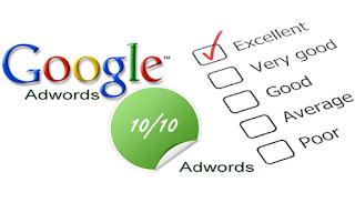 điểm chất lượng trên mạng hiển thị của Google