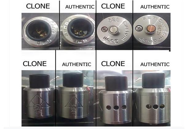 Perbedaan Rda Goon Clone Dan Authentic