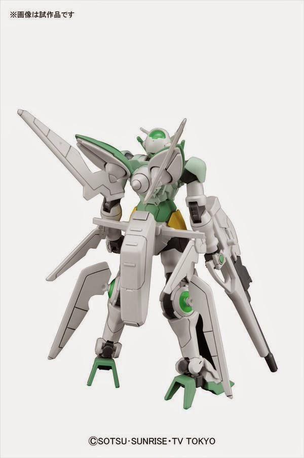 HGBF 1/144 Gundam Portent