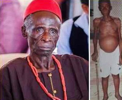 Nollywood actor, Elder Maya dies after long battle with Liver disease