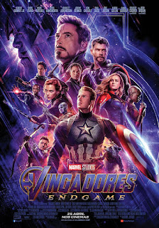 Avengers: Endgame - Poster Nacional & Trailer Final