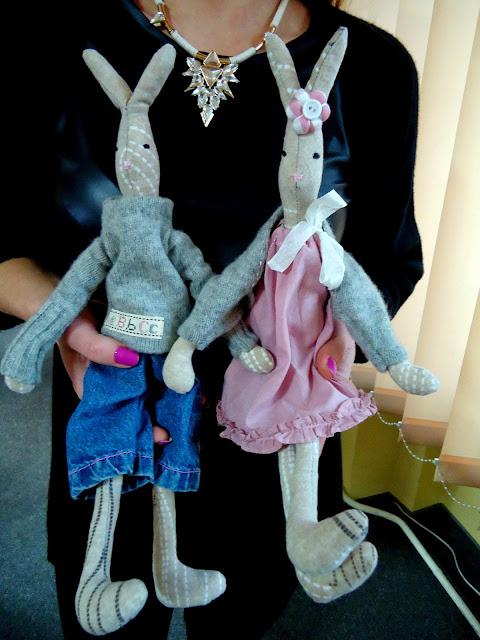 para królików na prezent