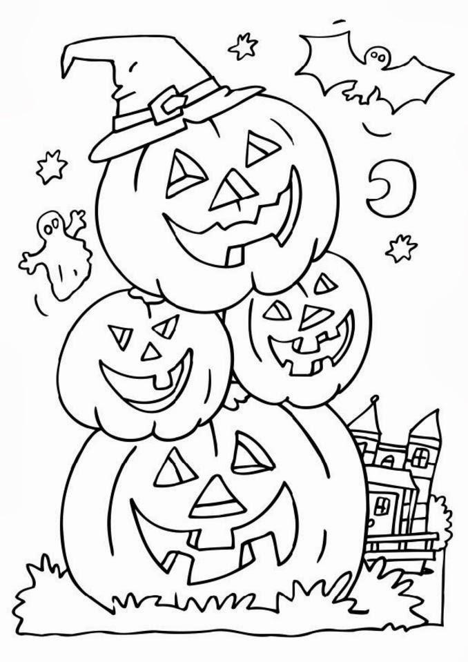 Malvorlagen Kinder Herbst
