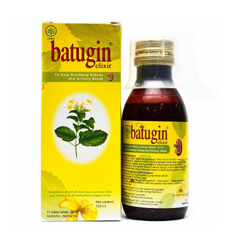 Harga Batugin Elixir Herbal Untuk Batu Ginjal Terbaru