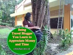 Travel Blogger Bukan Sekedar Jalan-Jalan