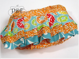 ruffle diaper cover sewing pattern
