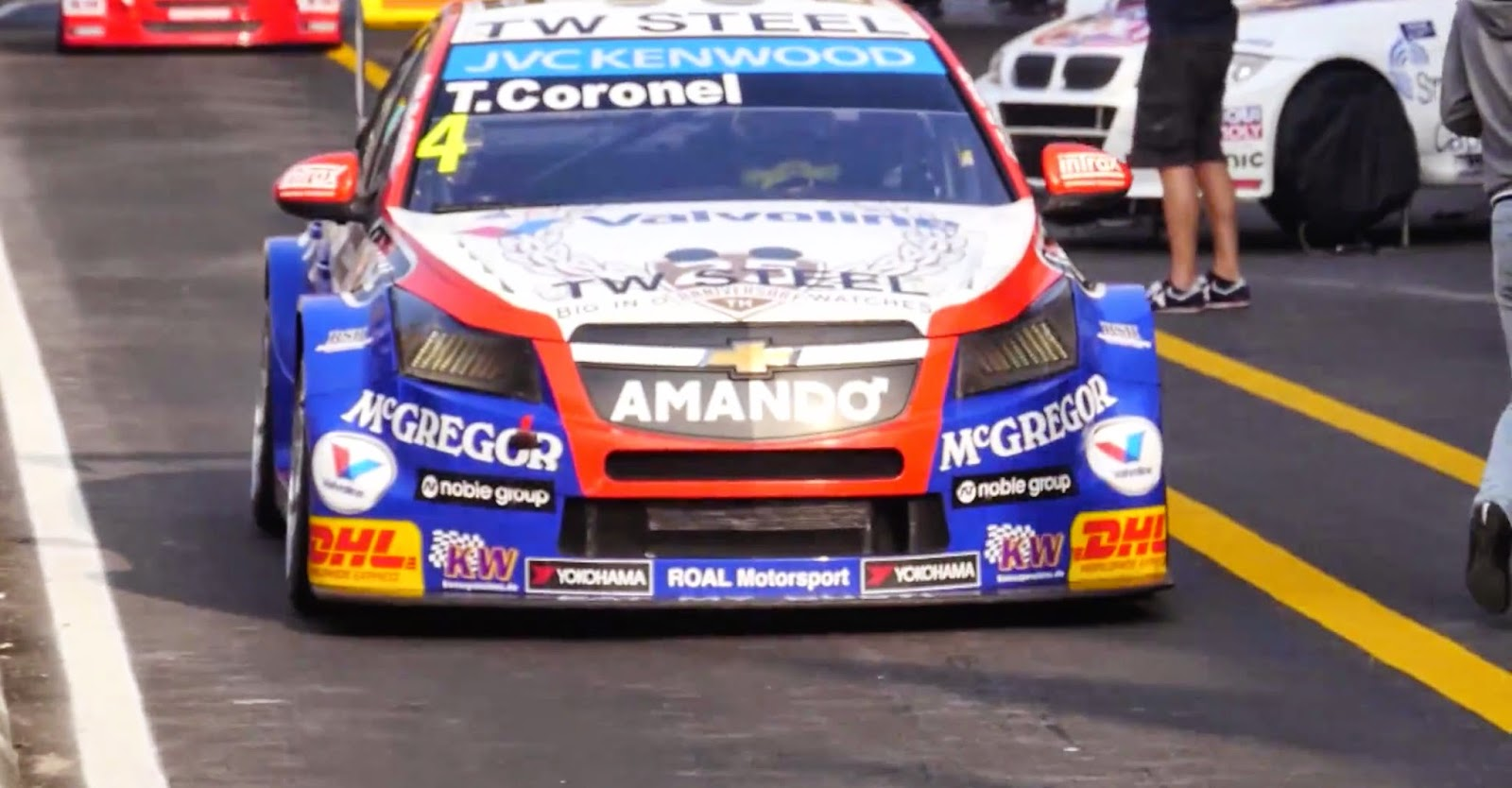Tom Coronel Axis Of Oversteer Macau Wtcc Nsfw Update With Tom Coronel