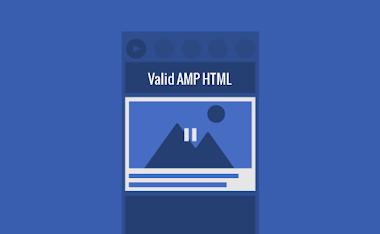 Cara Memasang Video Facebook di Postingan Blog AMP