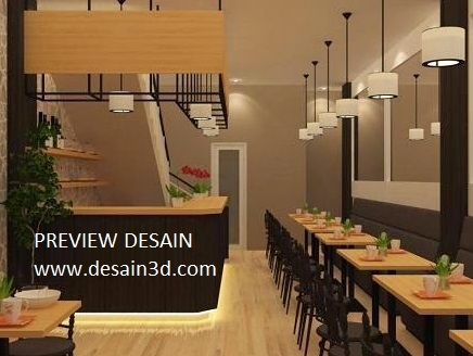 product design: jasa desain interior restaurant minimalis