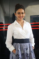 Rakul Preet Singh looks super cute in White Shirt and Skirt at Jaya Janaki Nayaka press meet 10.08.2017 028.JPG