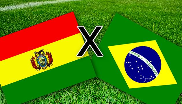 Brasil x Bolívia (06/10/2016) - Eliminatórias Sul-Americanas da Copa do Mundo Rússia 2018.