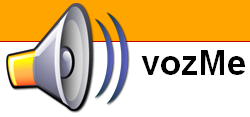vozMe - From text to speech