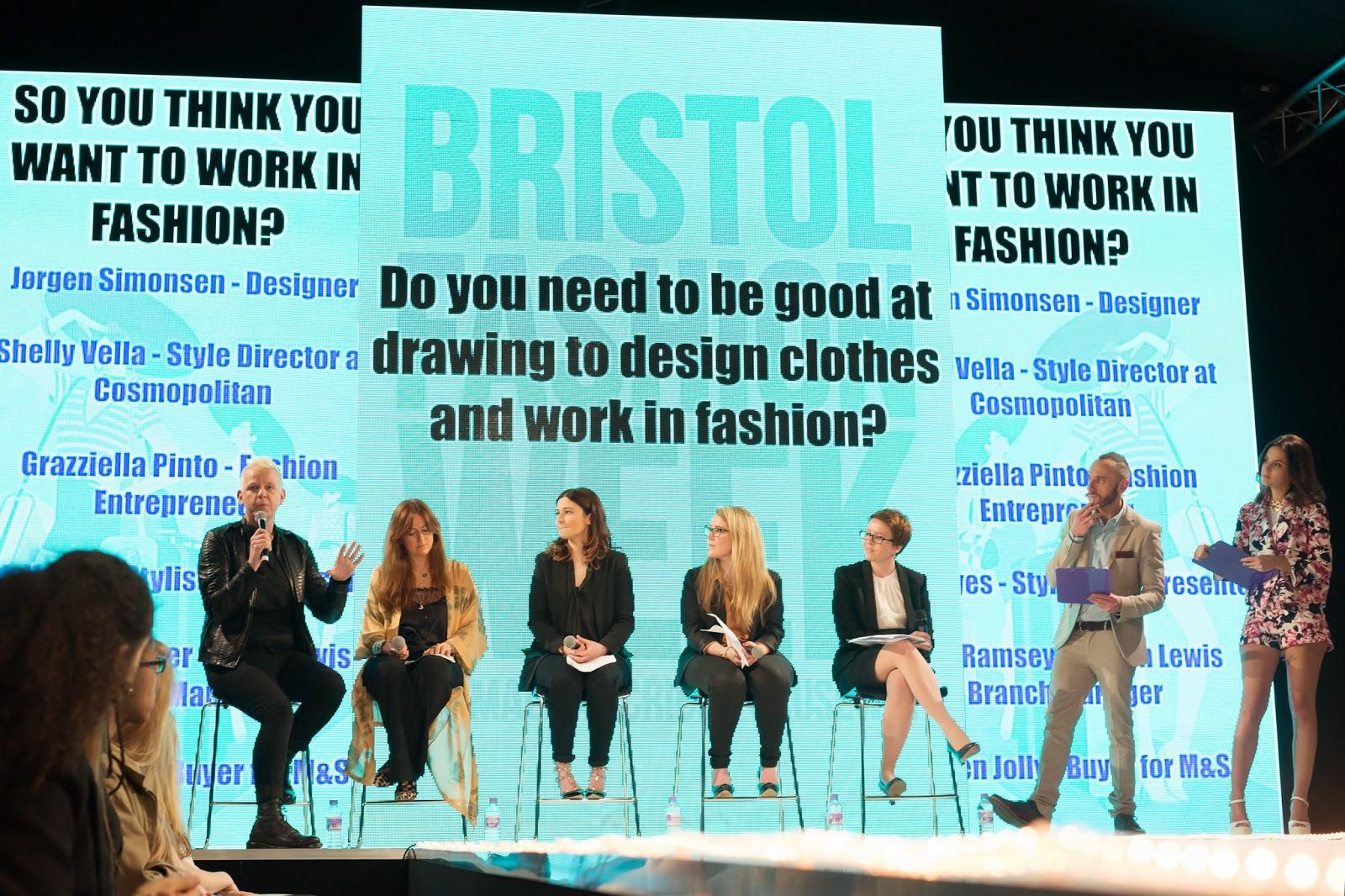 Fashion panel