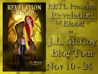 A_TiffyFit's Reading Corner: {Blog Tour} REVELATION OF
