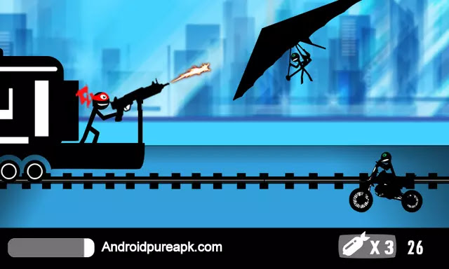 Stickman Train Shooting Apk Download Mod