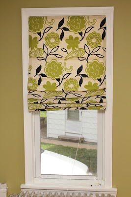 365 Days To Simplicity Easy No Sew Roman Shades